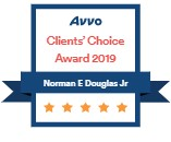 Avvo Clients' Choice Award 2019